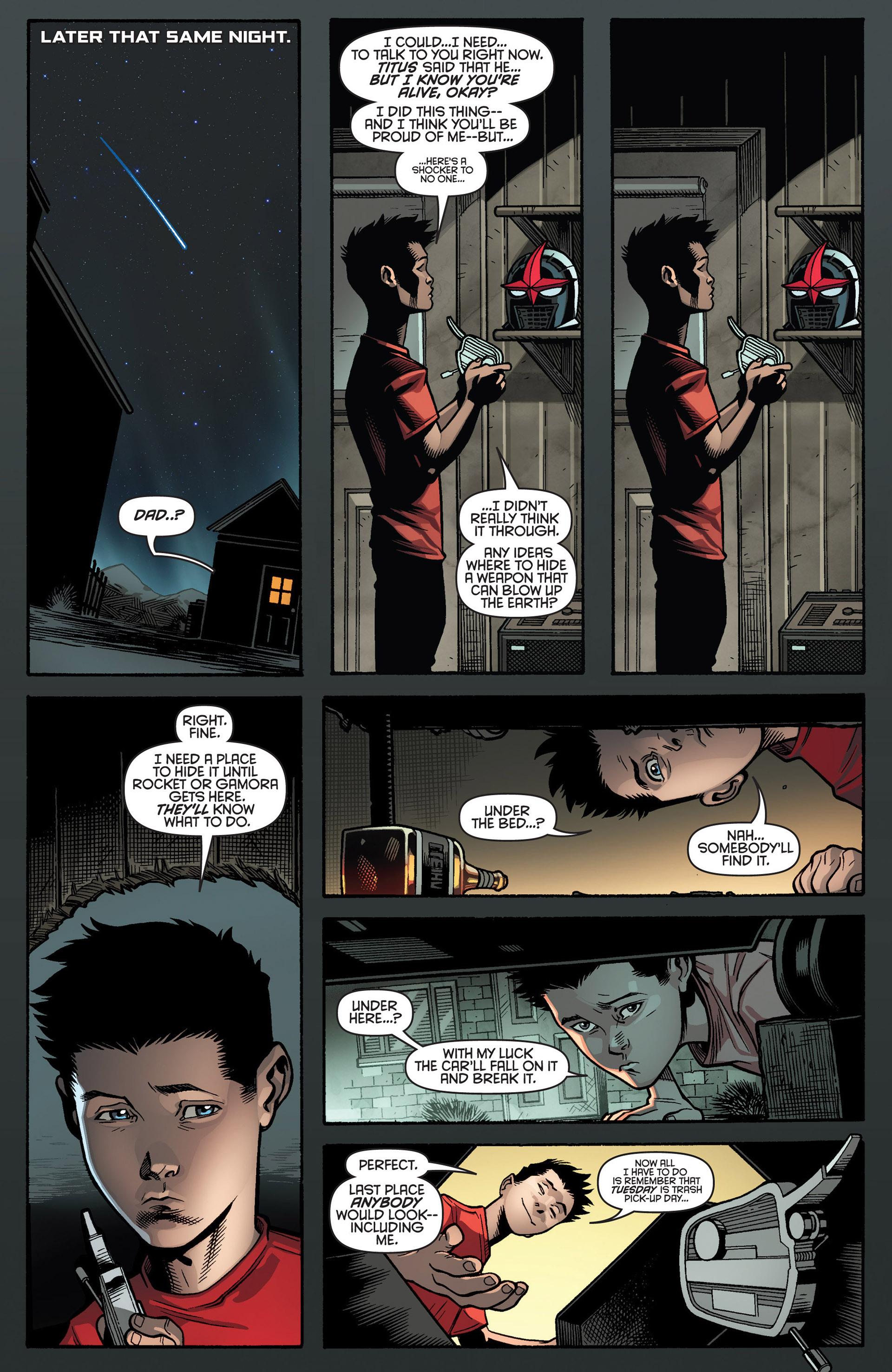 Nova (2013) - Chapter  4   pic 19