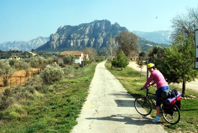 Muntanyeta de Santa Bàrbara, l'Horta de Sant Joan