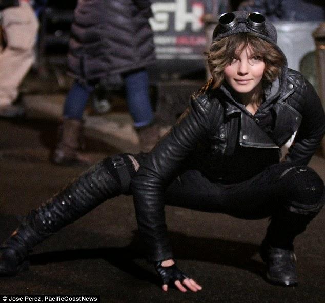 "Primera imagen de Catwoman en la serie ""Gotham"""