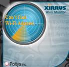 Busca redes Wifi y avisa de e-mails recibidos