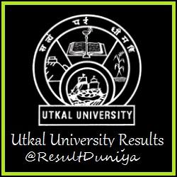 Utkal University Result 2015