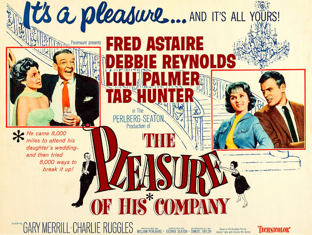 """The Pleasure of His Company"" 1961"