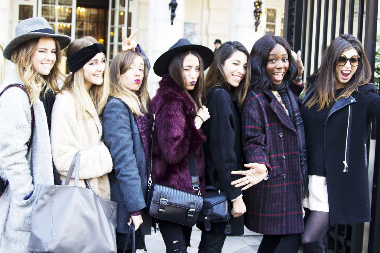 #ParisianXmas avec l'office de tourisme de Paris