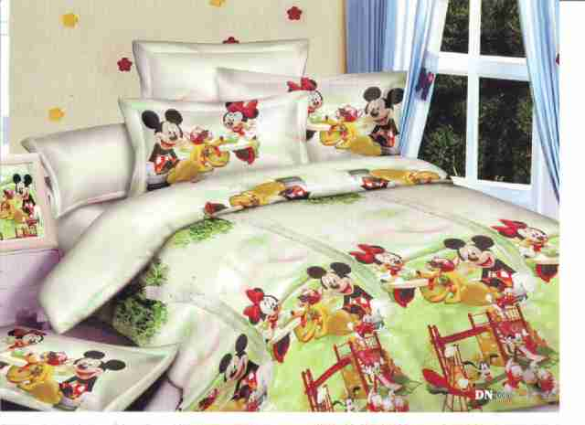 Sprei Jepang Anak Motif Mickey Mouse
