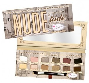 The ADS Balm Series Nude Tude Eye Shadow Palette Review