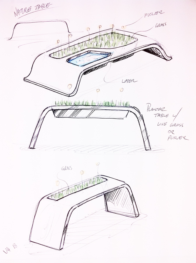 ptr design racing and travels v4 18 candle holders and nature table