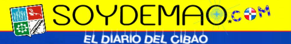 ELDIARIODELCIBAO - SOYDEMAO.COM