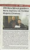 """Premio reconocimiento """"Gent del Barri, Gent de Rubí"""""""
