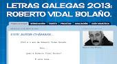 WebQuest Roberto Vidal Bolaño.