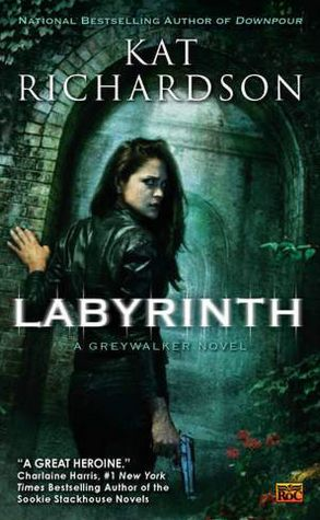 Kat Richardson Labyrinth Greywalker #5