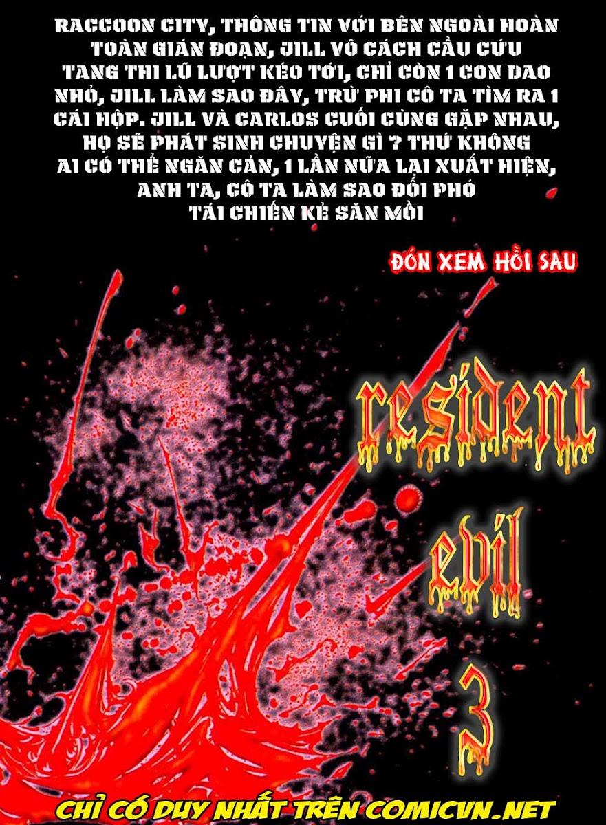 Resident Evil 3 chap 4 - Trang 36