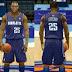NBA 2K14 Complete Charlotte Bobcats Jersey Patch