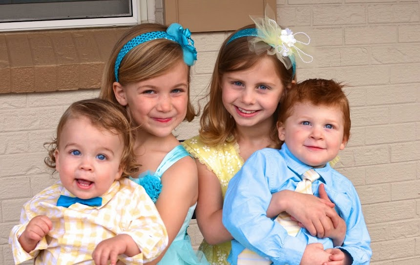 Open adoption family made through love and ever growing!