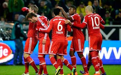 Xem lại đầy đủ trận Dortmund vs Bayern Munich