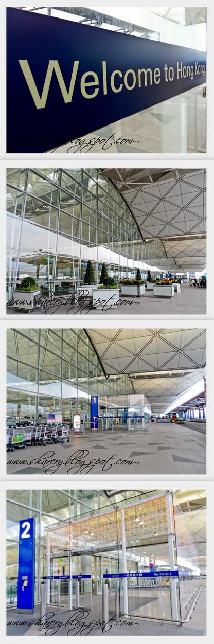 Terjemahan Hati Lapangan Terbang Antarabangsa Hong Kong