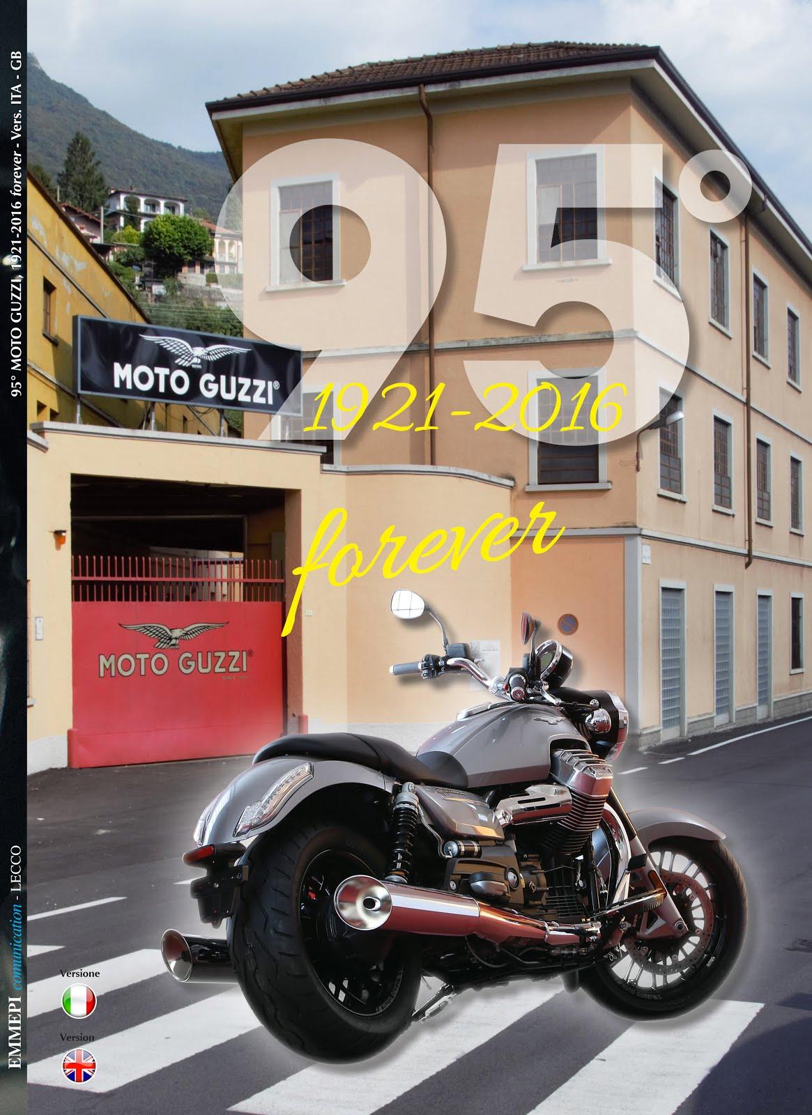 95° Moto Guzzi forever
