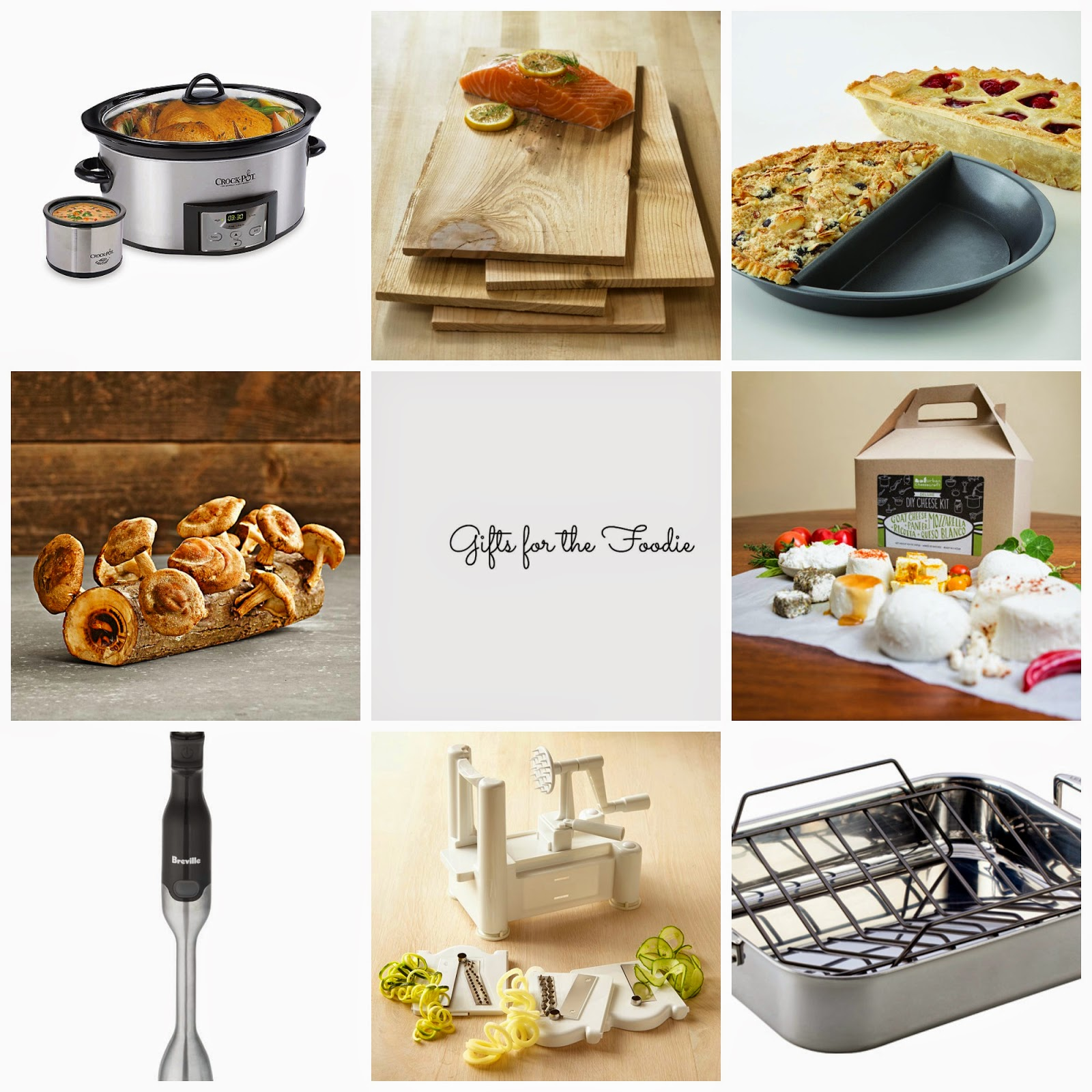 3 Great Foodie Gifts