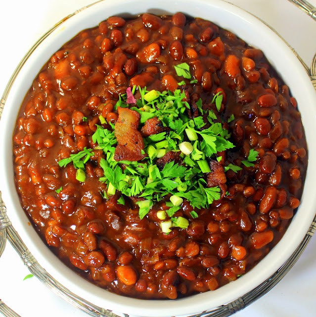 Inspired By eRecipeCards: Sweet Root Beer Baked Beans in A Crock Pot ...