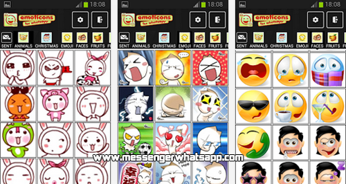 Emoticons for WhatsApp gratis para Android