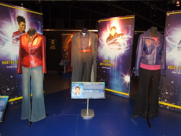 Doctor Who Companion costumes