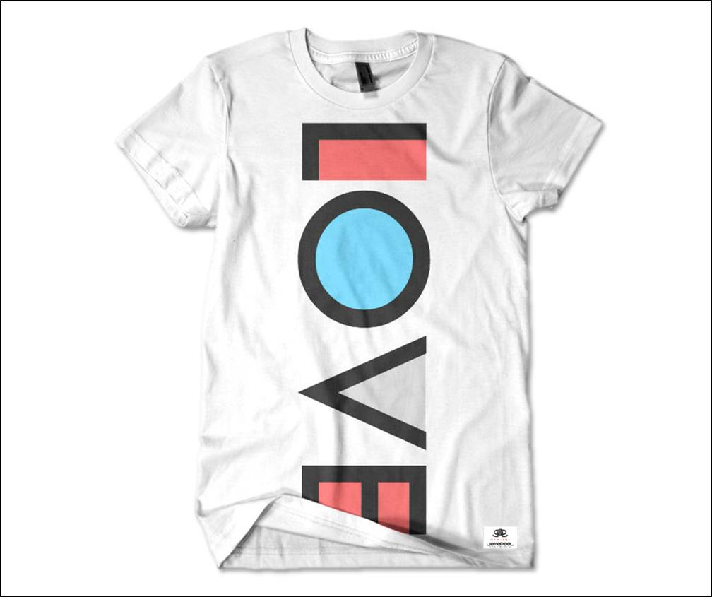 Typography T Shirts For Graphic Designer