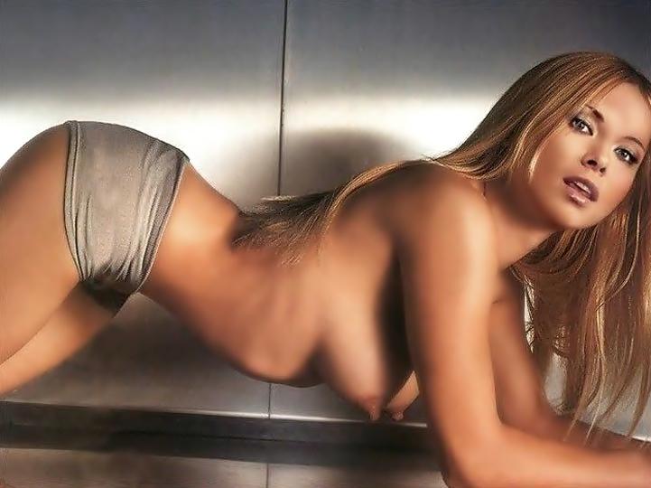 Or Christanna topless nude loken