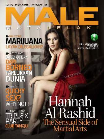 Download MALE Edisi 004 - Hannah Al Rashid