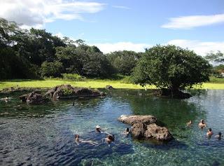 Lagoa Santa em Goiás