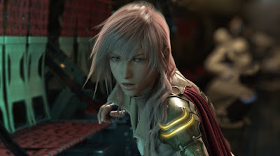 Lightning in Final Fantasy XIII (FFXIII)
