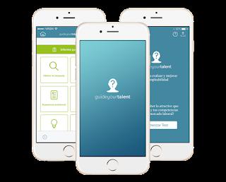 Presentación de la App Guide Your Talent, para la Búsqueda Activa de Empleo