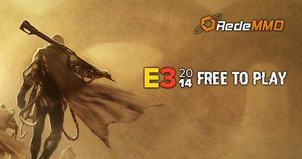 RedeMMO na E3 2014