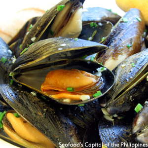 Seafoods capital in the philippines picture