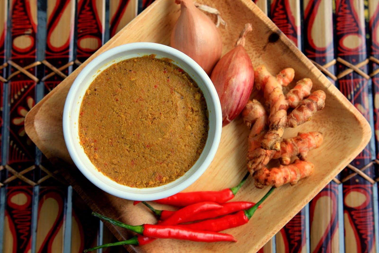 Bumbu Ayam Bali [Balinese Spice Base for Poultry]