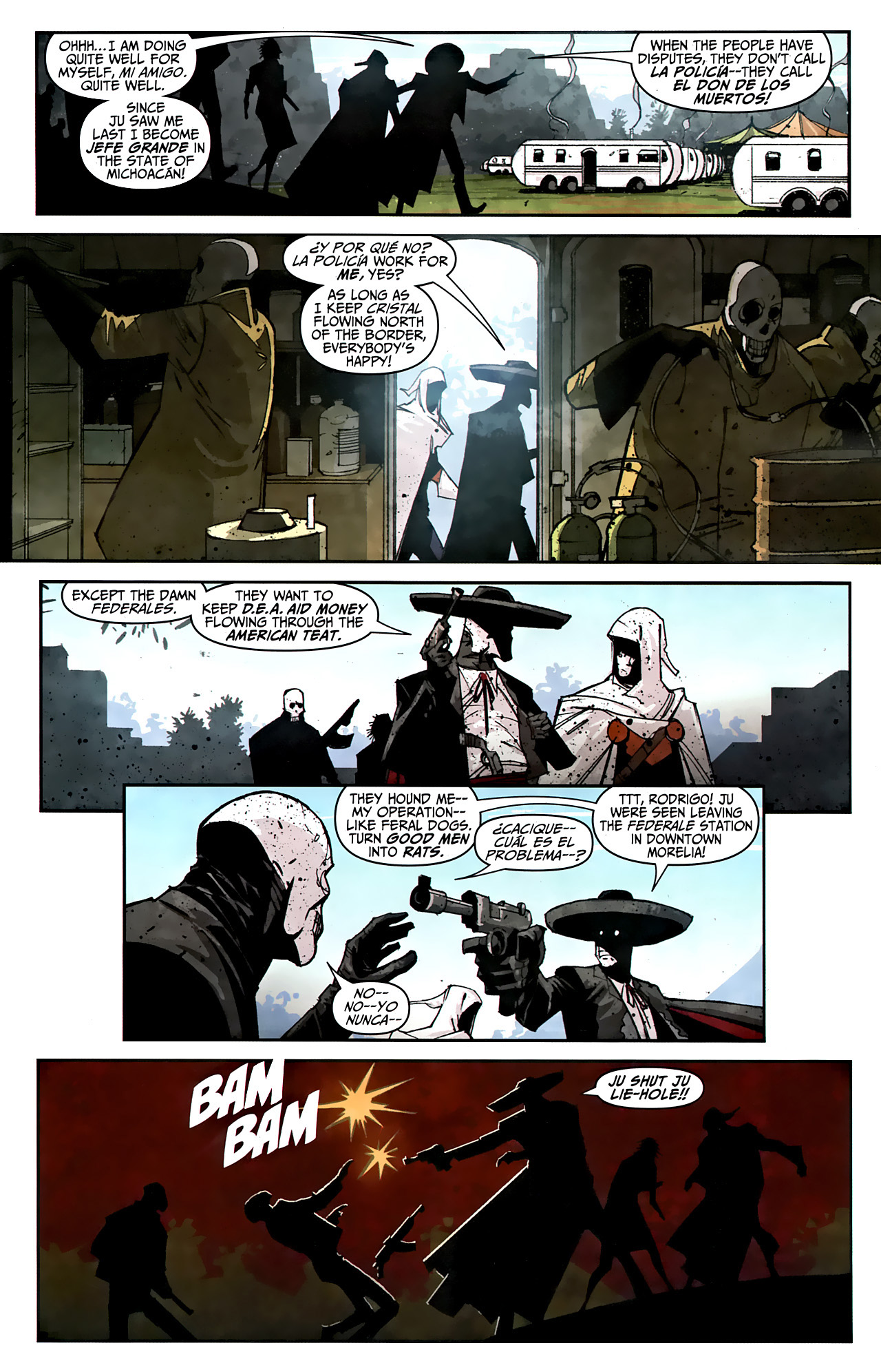 Read online Taskmaster (2010) comic -  Issue #2 - 12