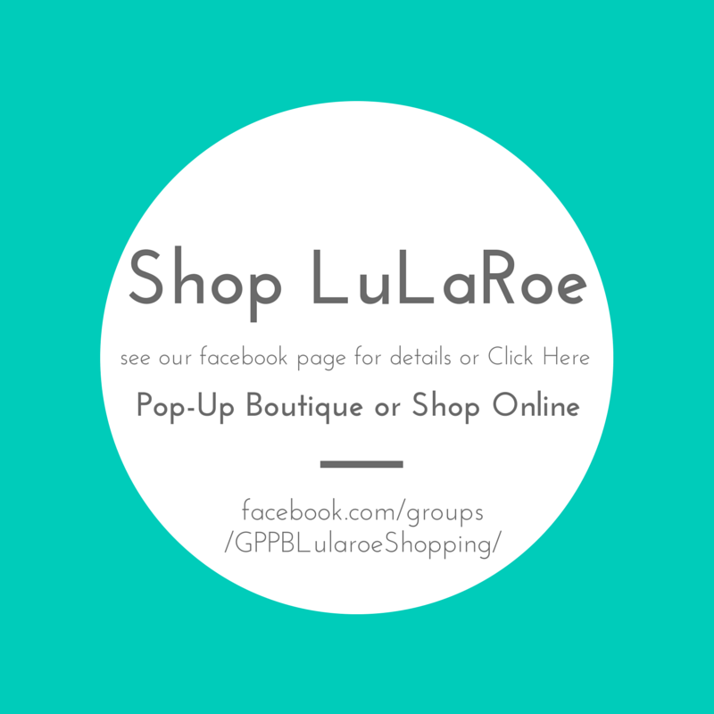 Shop LuLaRoe with Grace Purpose & Pearls Boutique