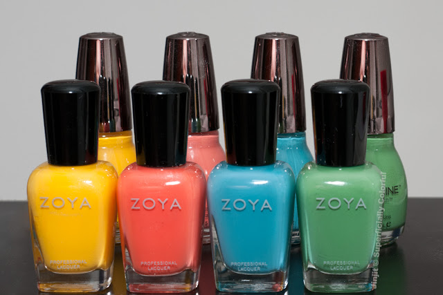 Zoya Stunning Collection Sinful Shine