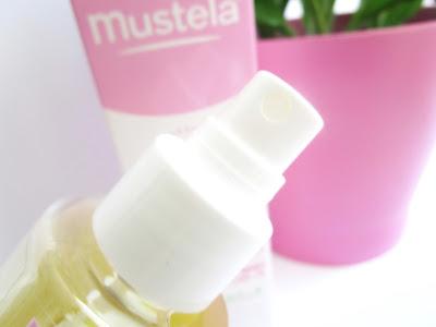 Aceite Anti-estrías Mustela 9 Meses Doble Acción