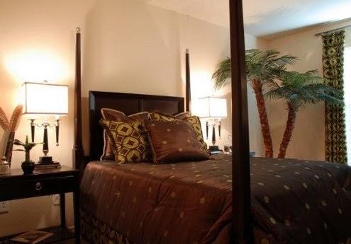 decora y disena dormitorio tropical