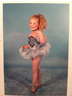 ballet girl in tutu