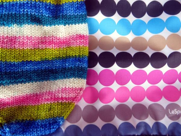spring knitting defined