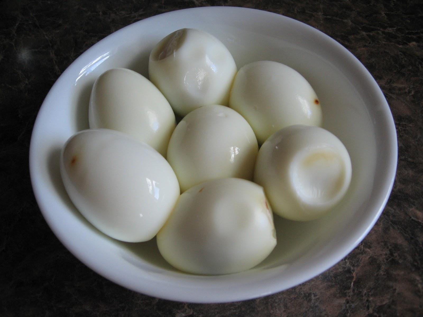 how to make boiled eggs in the oven