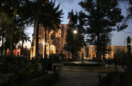 El Encino, Aguascalientes.