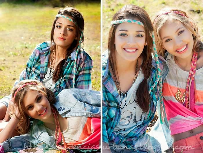 Moda urbana y juvenil verano 2014 Le Utthe