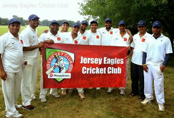 Jersey Eagles Cricket Club