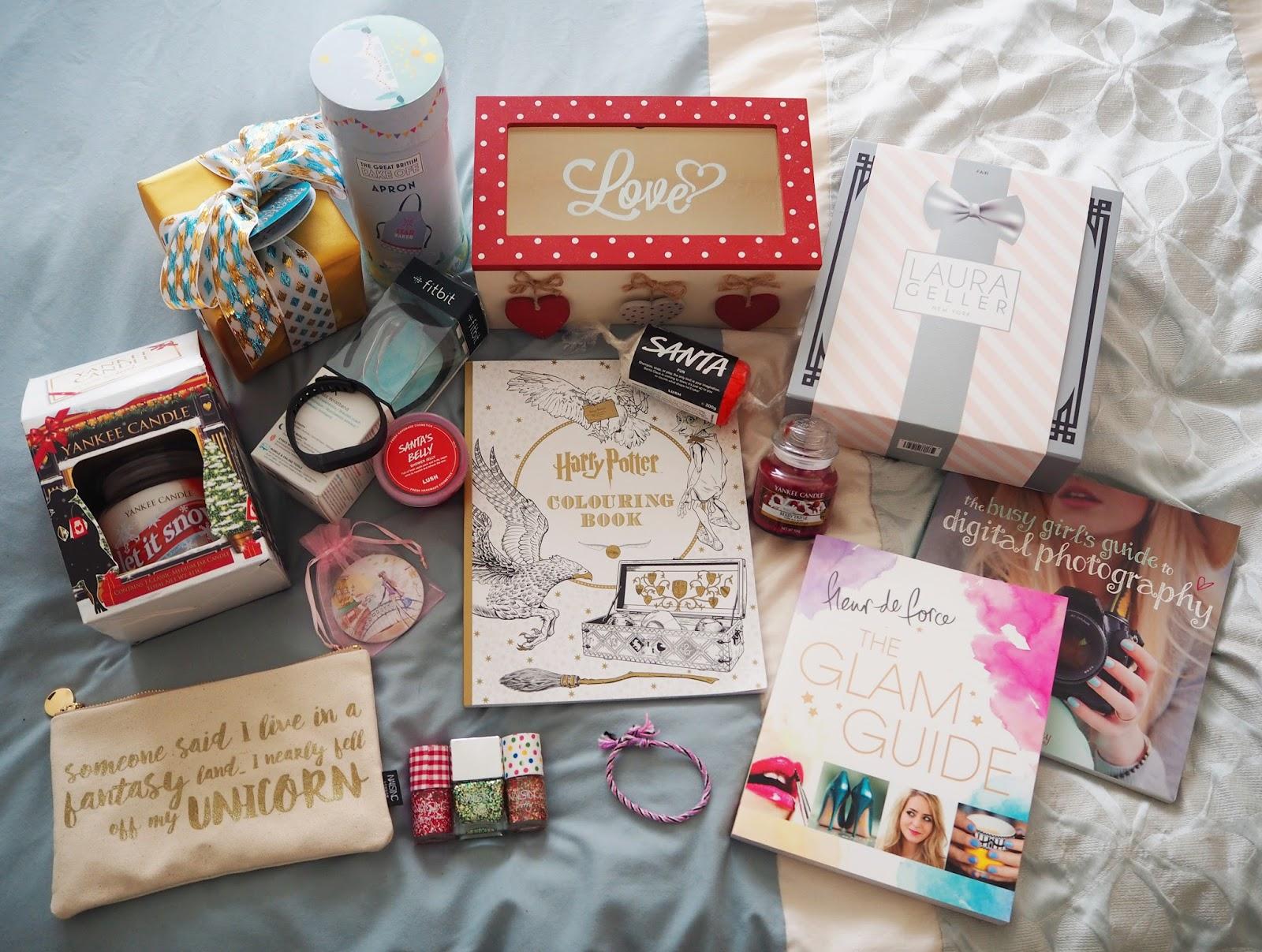 What I Got For Christmas 2015 | Katie Kirk Loves