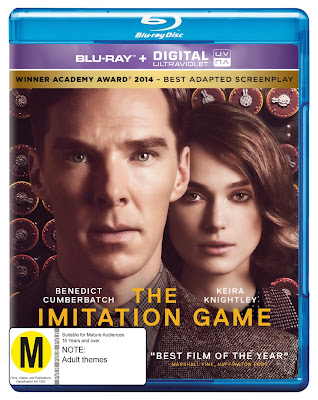 The Imitation Game: Blu Ray Review