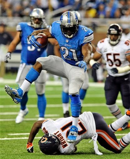 Detroit Lions Reggie Bush excited about possibilities with Caldwell, Lombardi