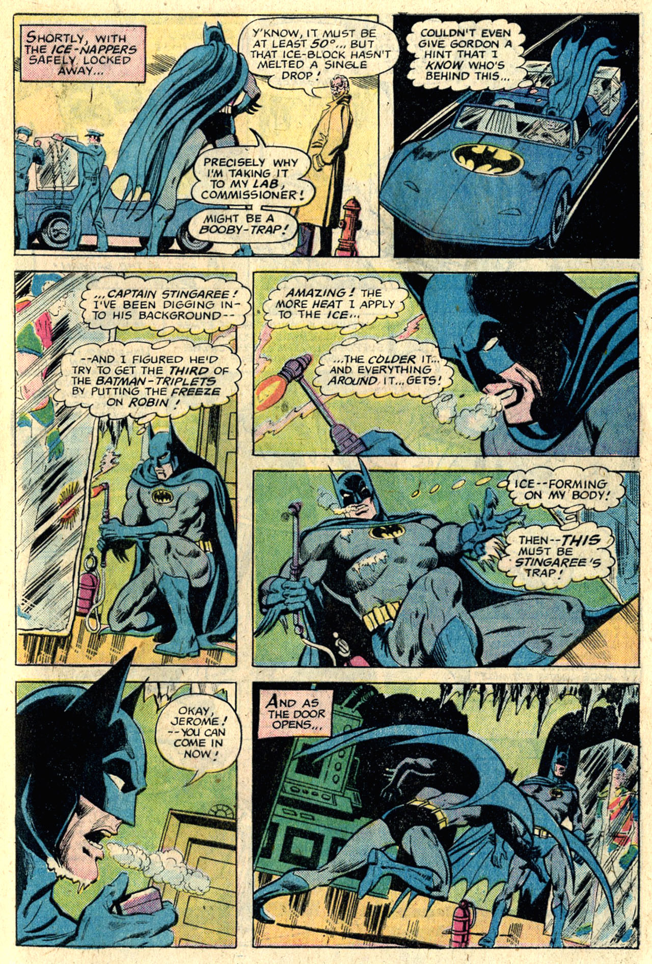 Detective Comics (1937) Issue #462 Page 9