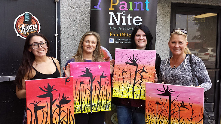 Paint Nite Event