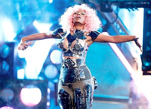 Nicki Minaj new album early 2012